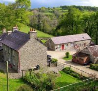 Valley holiday cottages Llandysul Ceredigion